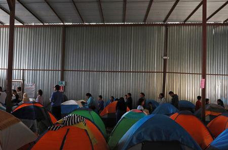 Court won't immediately stop wait-in-Mexico asylum policy