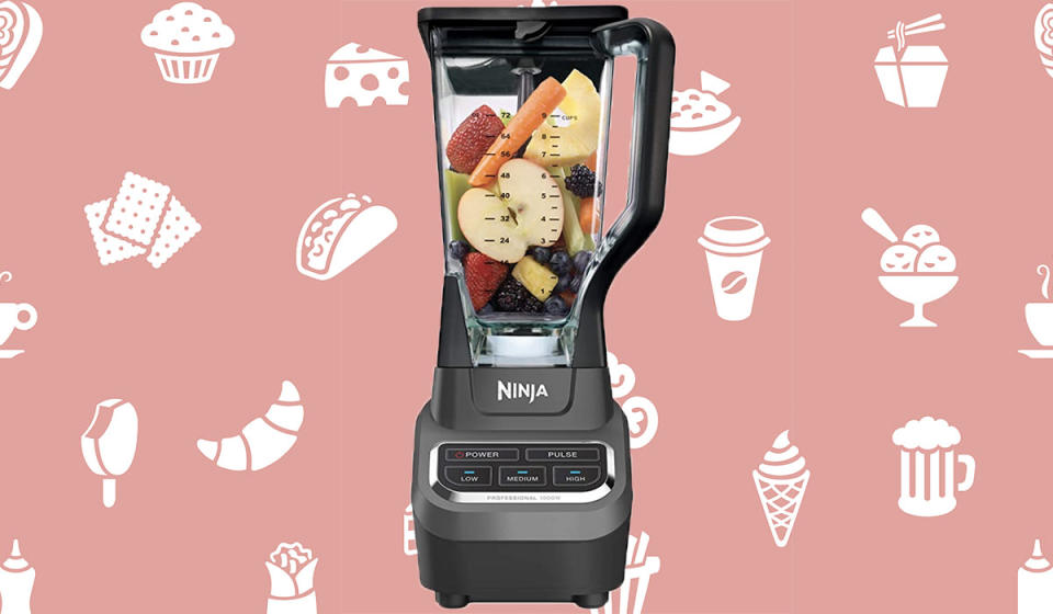Whip up smoothies, frozen drinks and more! (Photo: Amazon)