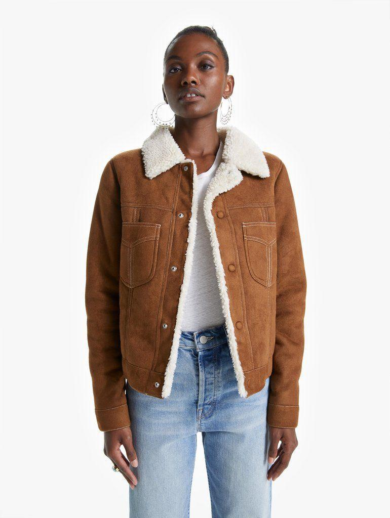 """<p><strong>Mother</strong></p><p>motherdenim.com</p><p><strong>$375.00</strong></p><p><a href=""""https://go.redirectingat.com?id=74968X1596630&url=https%3A%2F%2Fwww.motherdenim.com%2Fproducts%2Fthe-curved-pocket-aviator-tough-talk&sref=https%3A%2F%2Fwww.cosmopolitan.com%2Fstyle-beauty%2Ffashion%2Fg30256598%2Ffashion-trends-2020%2F"""" rel=""""nofollow noopener"""" target=""""_blank"""" data-ylk=""""slk:Shop Now"""" class=""""link rapid-noclick-resp"""">Shop Now</a></p><p>This jacket has fall written all over it with its gorgeous beige hue and cream-colored trim. </p>"""