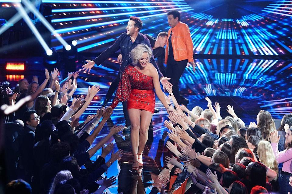 "<p>It's free to audition for <em>American Idol,</em> but you have to cover your travel and accommodations. The show will <a href=""https://ez-env-mtus1-assets.s3.amazonaws.com/res/resources/_res/ai4abc_OnlineAuditionInformationFAQs.pdf"" rel=""nofollow noopener"" target=""_blank"" data-ylk=""slk:not compensate or arrange travel"" class=""link rapid-noclick-resp"">not compensate or arrange travel</a> for people auditioning, even callbacks.</p>"
