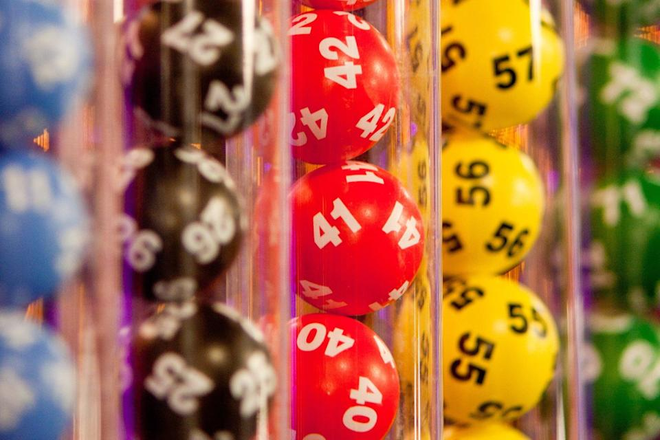 <p>Woman says $26m winning lottery ticket was destroyed in the wash</p> (Getty Images/iStockphoto)