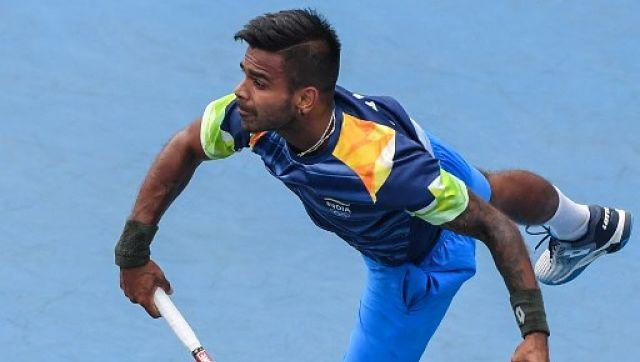 Sumit Nagal succumbed to a straight-set defeat to World No 2 Daniil Medvedev 6-2, 6-1 in the men's singles second round. AFP