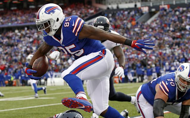 Buffalo Bills Hoping Sammy Watkins Can Save Them