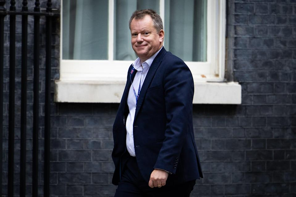 Lord Frost is due to give a statement to peers on his proposed solutions for the Protocol (Aaron Chown/PA) (PA Archive)