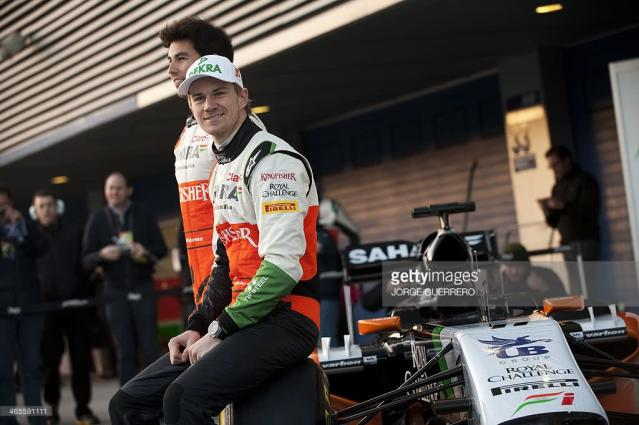 <p>(MEX, Force India) </p>