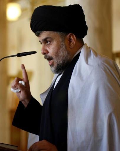 Iraqi Shiite cleric Muqtada Sadr has fuelled the sense of chaos of months-long anti-government protests with a dizzying and often contradictory series of directives