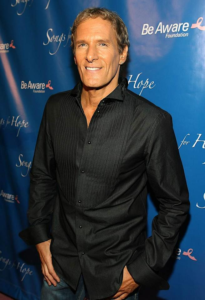 """February 26: Michael Bolton turns 58 Maury Phillips/<a href=""""http://www.wireimage.com"""" target=""""new"""">WireImage.com</a> - September 20, 2010"""