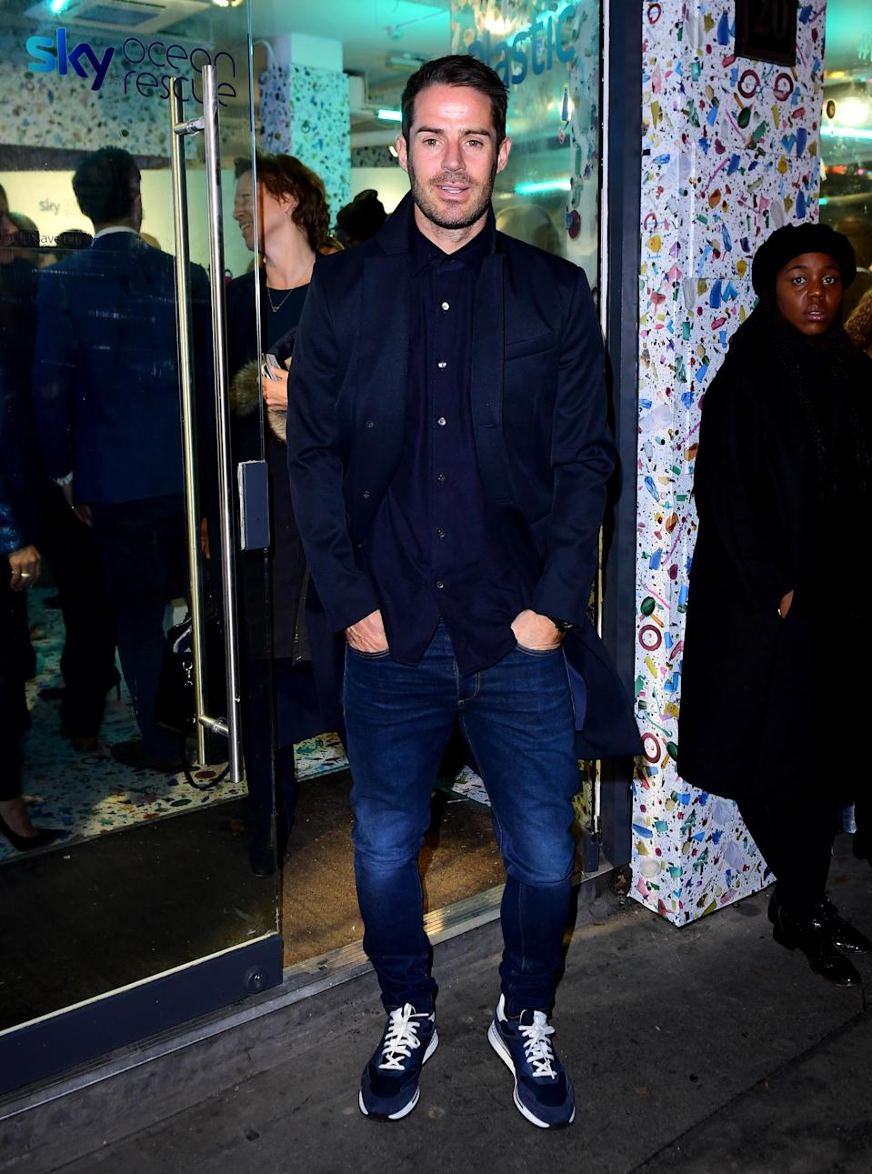 <p>The former football manager defeated actress Emily Atack in the final of the ITV show.</p>