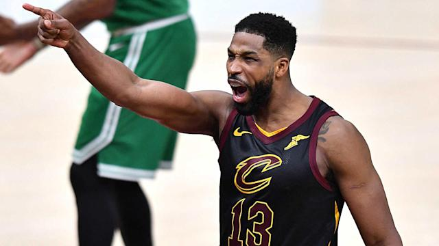 Tristan Thompson has rediscovered his form with the Cavs and played a pivotal role in Cleveland's pursuit of another NBA championship.