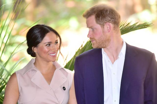 Meghan launched legal action after the South Africa tour. (WireImage)
