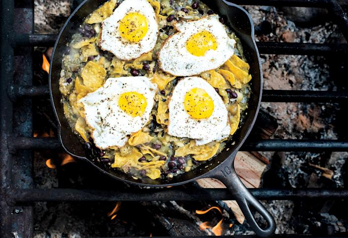 """<a href=""""https://www.bonappetit.com/recipe/chilaquiles-with-blistered-tomatillo-salsa-and-eggs?mbid=synd_yahoo_rss"""" rel=""""nofollow noopener"""" target=""""_blank"""" data-ylk=""""slk:See recipe."""" class=""""link rapid-noclick-resp"""">See recipe.</a>"""
