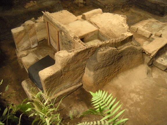 Over just days, structures in the Mayan village of Ceren were buried in about 16 feet of volcanic ash, freezing the 1,400-year-old remains in time.
