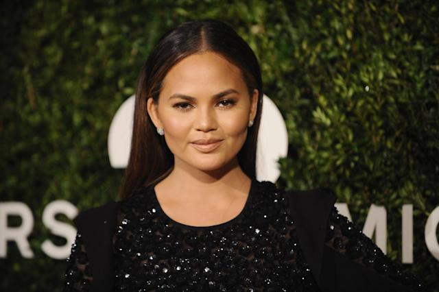 Chrissy Teigen took on a Trump supporter's viral post about Disney princesses. (Photo: Gary Gershoff/WireImage)