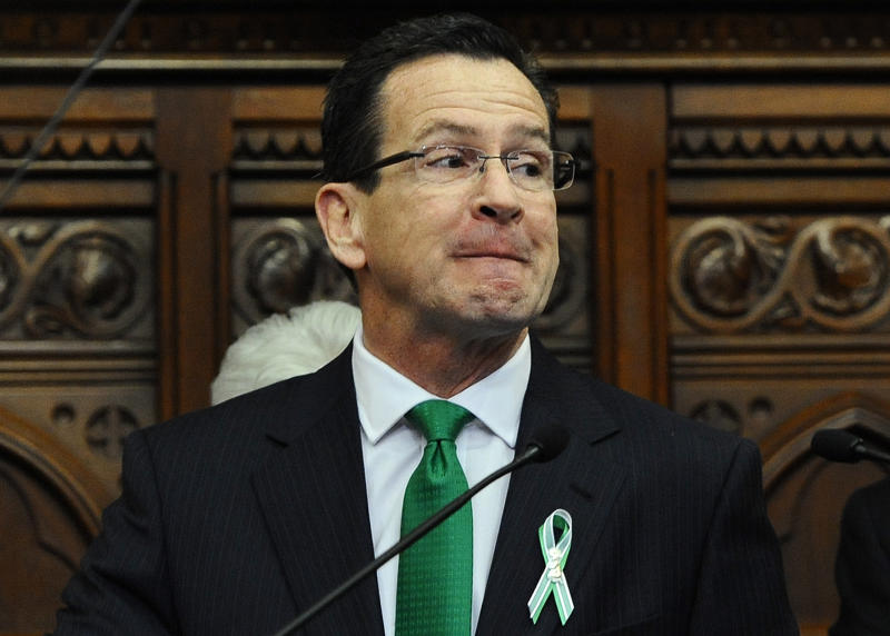 Malloy urges Conn. lawmakers to make schools safer
