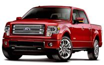 <p>Full-size Truck, 2nd Place: 2009-2014 Ford F-150 (Motor Trend) </p>
