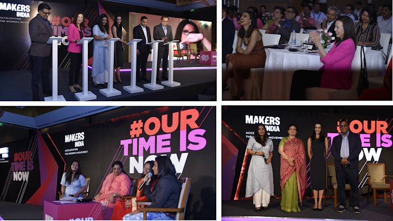 MAKERS India launch event