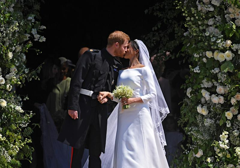 "Prince Harry and Meghan Markle said ""I do"" on May 19, 2018, and haven't looked back since."