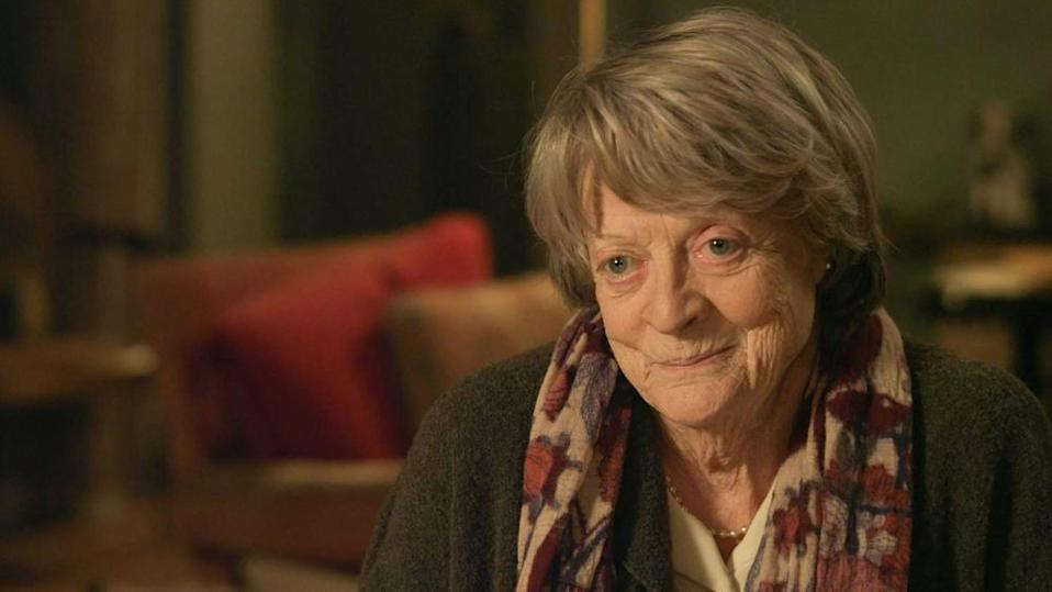 Maggie Smith in My Old Lady (2014)