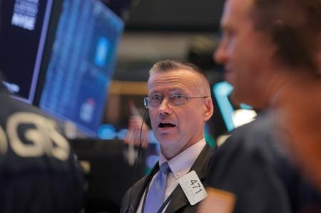 Stocks fall as Trump impeachment talk grows; sterling up after Brexit ruling