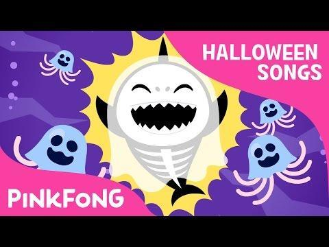 """<p>You think you'd be able to avoid """"Baby Shark"""" at Halloween? Think again. This song is the classic """"Baby Shark"""" melody with a slower, spookier twist. </p><p><a class=""""link rapid-noclick-resp"""" href=""""https://www.amazon.com/Halloween-Shark/dp/B0789Q6NVB?tag=syn-yahoo-20&ascsubtag=%5Bartid%7C10055.g.27955468%5Bsrc%7Cyahoo-us"""" rel=""""nofollow noopener"""" target=""""_blank"""" data-ylk=""""slk:ADD TO PLAYLIST"""">ADD TO PLAYLIST</a></p><p><strong>RELATED: </strong><a href=""""https://www.goodhousekeeping.com/life/entertainment/a27753708/baby-shark-tv-show-nickelodeon/"""" rel=""""nofollow noopener"""" target=""""_blank"""" data-ylk=""""slk:A 'Baby Shark' TV Show Is Coming to Nickelodeon Soon"""" class=""""link rapid-noclick-resp"""">A 'Baby Shark' TV Show Is Coming to Nickelodeon Soon</a></p><p><a href=""""https://youtu.be/XFFgVjE3aoU"""" rel=""""nofollow noopener"""" target=""""_blank"""" data-ylk=""""slk:See the original post on Youtube"""" class=""""link rapid-noclick-resp"""">See the original post on Youtube</a></p>"""