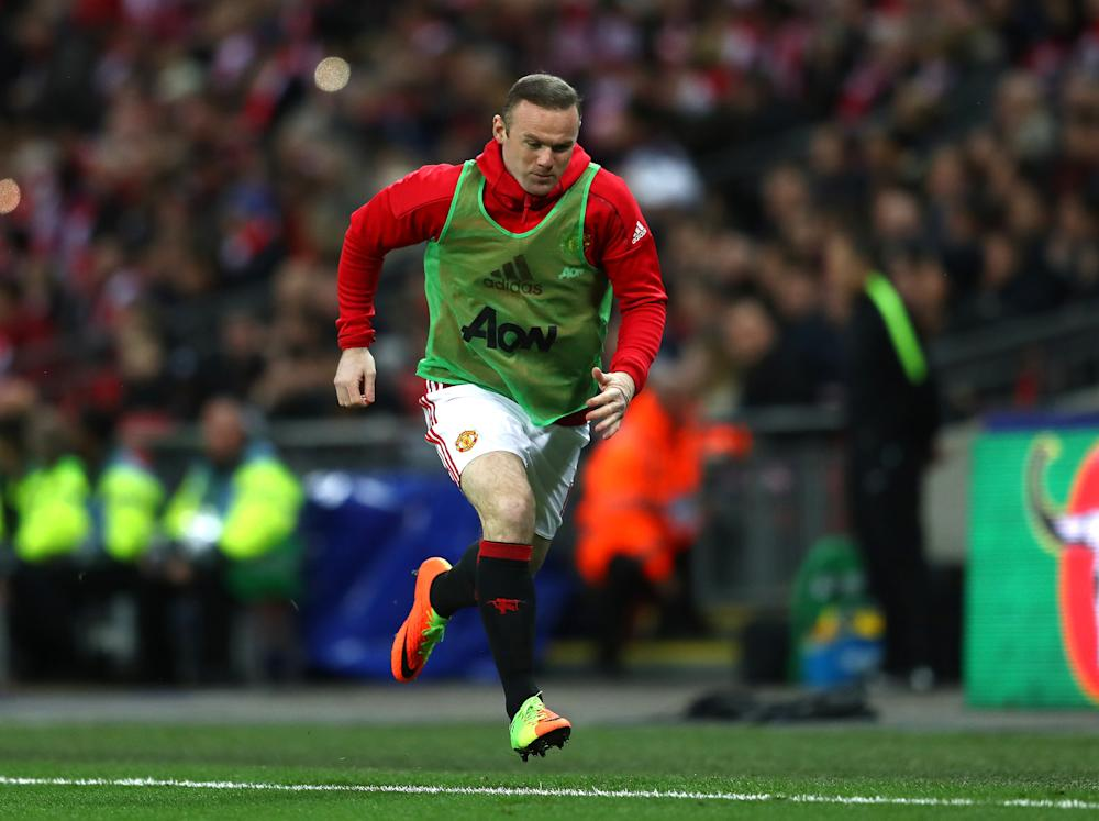 Rooney could make his return in the second-leg against Anderlecht: Getty