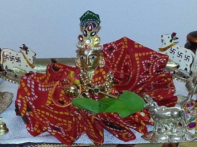 How I plan to Recreate The Fun Janmashtami of My Childhood For My Daughter?