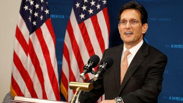 GTY eric cantor jt 140614 16x9 608 Five Things You Might Not Know About Eric Cantor