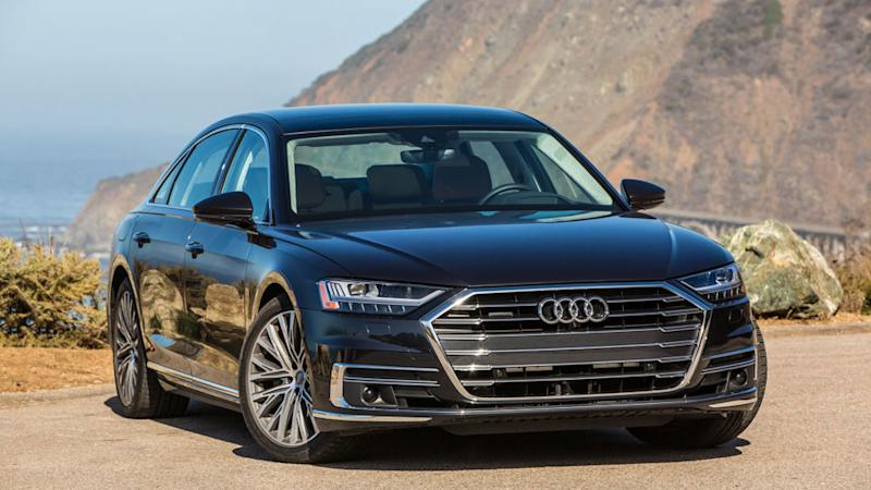 The 2019 Audi A8 Is A Self Driving Dream Despite Us Restrictions