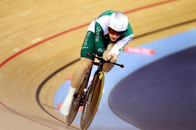 Ireland's Martyn Irvine secures bronze medal at European Championships