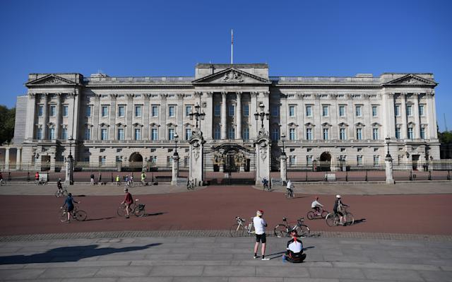 Buckingham Palace is an iconic London building. (Getty Images)