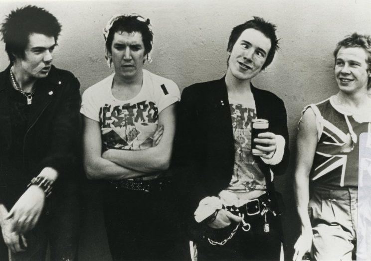 Millions of pounds worth of memorabilia burnt by the Sex Pistols' manager's son