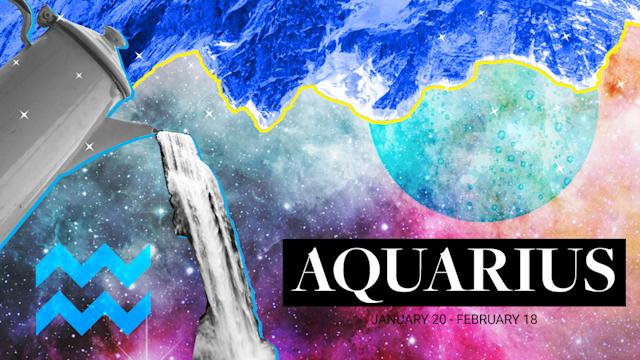 Aquarius: January 20–February 18