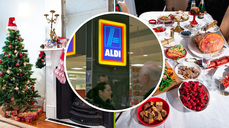 Aldi's $450 Christmas gift to Aussies. Source: Getty