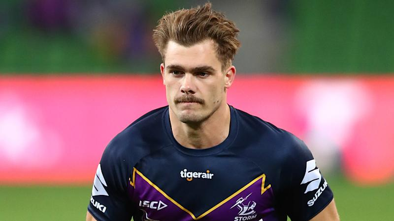 Papenhuyzen try lifts Storm after blow to skipper Smith