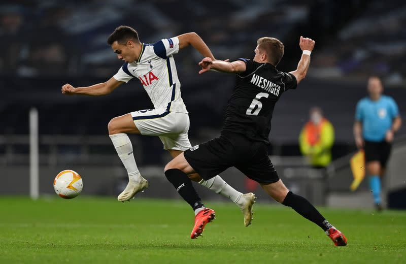 Europa League - Group J - Tottenham Hotspur v LASK Linz