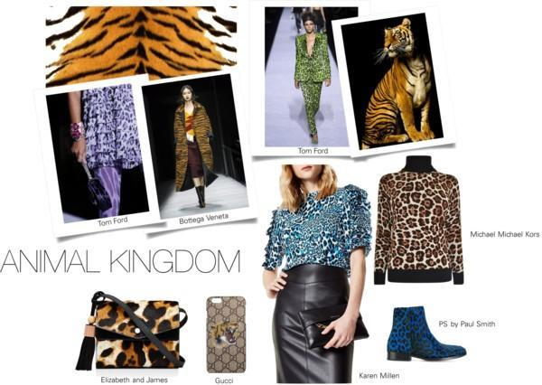 NYFW FW18 Trend: Animal Kingdom