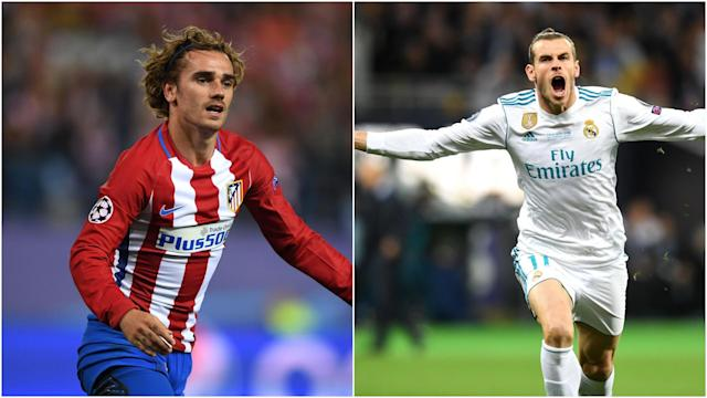With Cristiano Ronaldo gone, can Gareth Bale or Antoine Griezmann challenge Lionel Messi as the best talent in LaLiga?