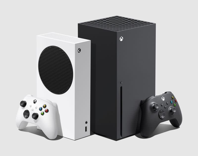 Xbox Series XIS - Microsoft's next generation gaming consoles