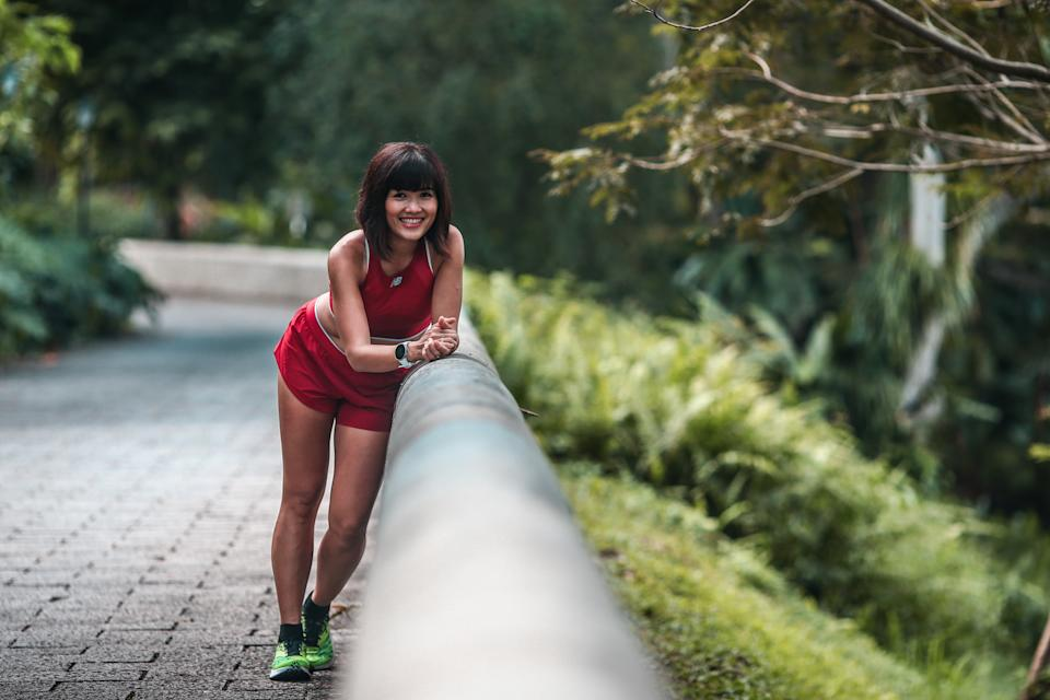 Singapore #Fitspo of the Week: Yvonne Chee.