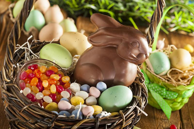 Why are chocolate bunnies an Easter tradition?