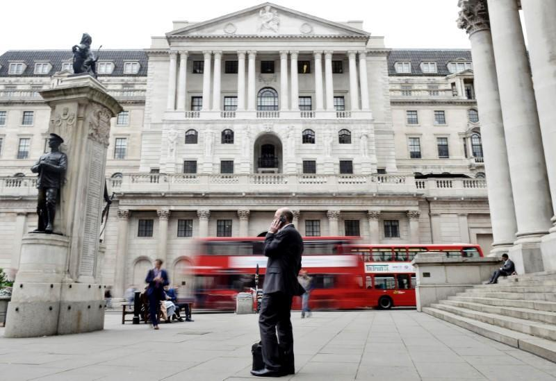 The Bank of England was among the top 10 UK companies rated highly for work-life balance. Photograph: Reuters
