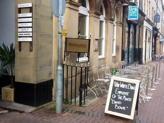 The bar in Carlisle, Cumbria, has apologised after uproar on social media. (Facebook)