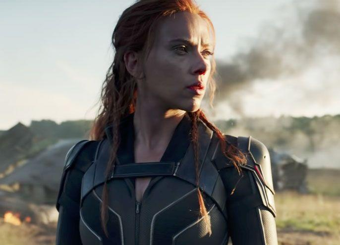 "<p>ScarJo has one of the most coveted bodies in Hollywood—and she puts in the work for it. Her trainer, Eric Johnson, <a href=""https://www.hollywoodreporter.com/news/scarlett-johanssons-avengers-workout-how-get-a-black-widow-body-1204043"" rel=""nofollow noopener"" target=""_blank"" data-ylk=""slk:told the Hollywood Reporter"" class=""link rapid-noclick-resp"">told the <em>Hollywood Reporter</em></a> her fitness commitment ""is like brushing her teeth. It's just part of her routine."" So what exactly does it entail to be the Avengers' Black Widow? Forty-five-minute- to hour-long sessions four to five days a week, including plyometric work, Olympic weightlifting, gymnastics work, hot yoga, fight training and SLT Pilates as well as cardio-based sprint work, battle ropes and kettlebells. Johnson added another ""bit of Hollywood magic"" is to drop carbs shortly before filming or an appearance.</p>"