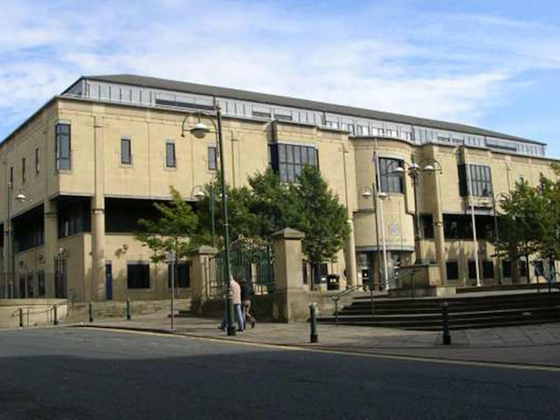 The teenager was given a two-year youth rehabilitation order at Bradford Crown Court