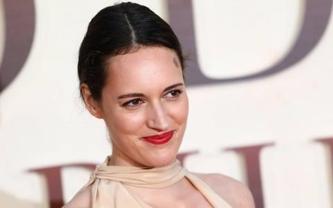 Phoebe Waller-Bridge - Credit: NEIL HALL /EPA