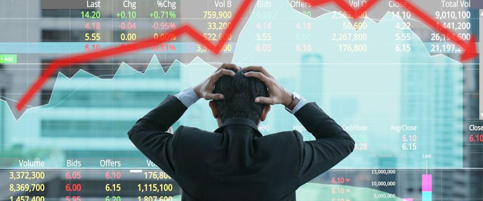 Don't sell your stocks when markets are bad