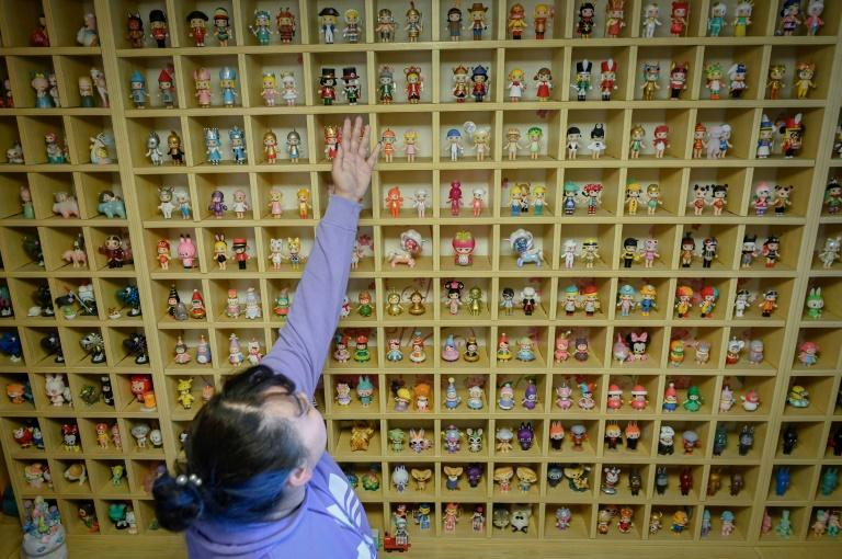 The blind box market was worth 7.4 billion yuan ($1.14 billion) in 2019, according to market research firm Qianzhan