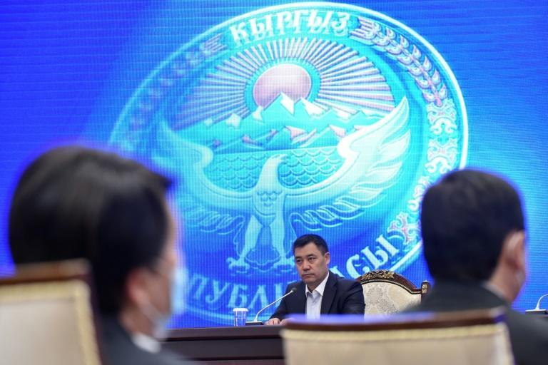 Japarov has spoken in favour of the constitution and is widely believed to be its driving force