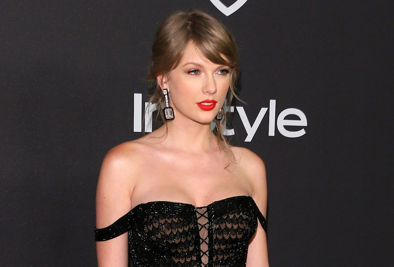 "<p>As soon as Grammy nominations were announced, it seemed unlikely that Taylor Swift would be attending the show: The star was largely snubbed this year, receiving only one nomination for Best Pop Vocal Album for <em>Reputation</em>. But now she almost certainly won't be there: <em><a rel=""nofollow"" href=""https://variety.com/2019/music/news/bts-grammy-awards-2019-1203128150/"">Variety</a></em> recently reported that Swift is instead set to attend the British Academy Film Awards in London to support her boyfriend, Joe Alwyn.</p>"