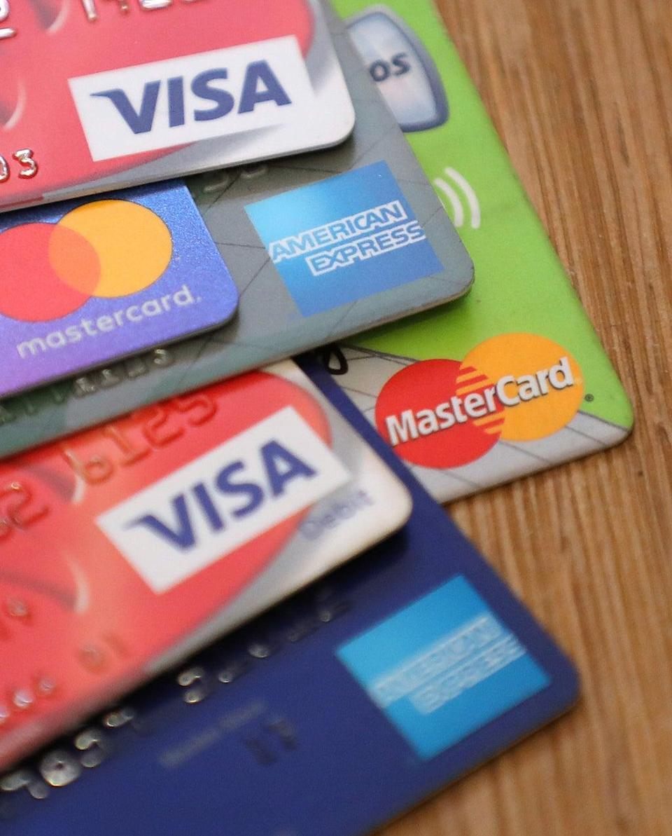 Card payments accounted for more than £4 in every £5 spent in 2020, British Retail Consortium figures show (Andrew Matthews/PA) (PA Archive)